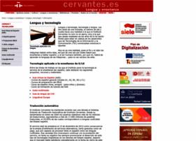 Traductor.cervantes.es