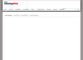 trainingweb.co.za