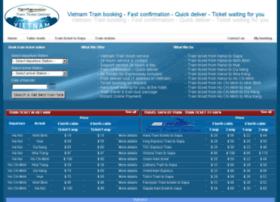 trainticketdeliver.com