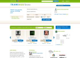 transwebtutors.com