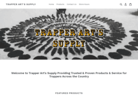Trapperartssupply.com