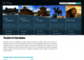 travel2karnataka.com