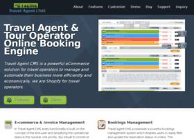 travelagentcms.com