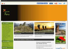 travelstoperu.com