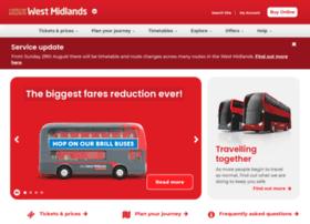 travelwm.co.uk