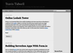travistidwell.com