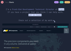 trevordavis.net
