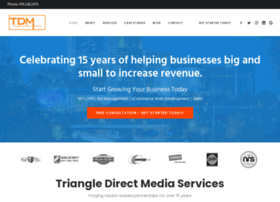 triangledirectmedia.com