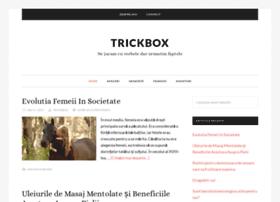 tricksbox.ro