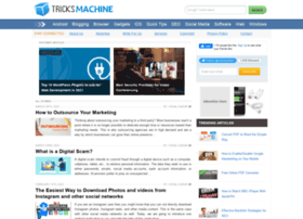 tricksmachine.com