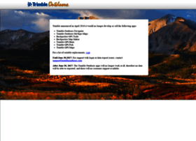 trimbleoutdoors.com