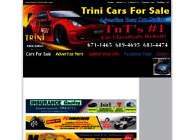 trinicarsforsale.com
