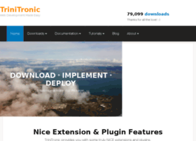 trinitronic.com