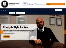 trinitysem.edu