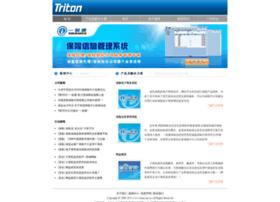 triton.net.cn