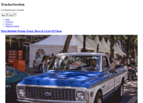 truckersection.com