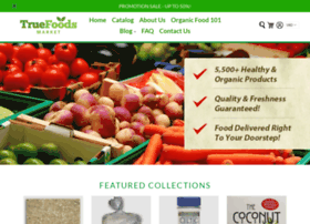 truefoodsmarket.com