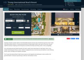 trump-intl-beach-resort.h-rez.com
