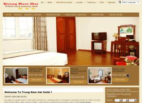 trungnamhaihotel.com