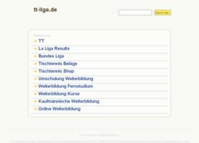 tt-liga.de