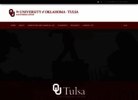 tulsa.ou.edu