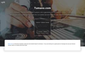 tumano.com