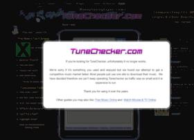 tunechecker.com