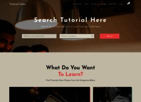 Tutorial-index.com