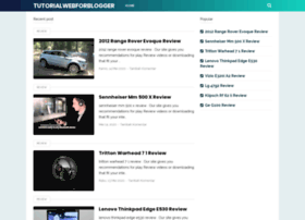 tutorialwebforblogger.blogspot.com