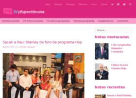 tvyespectaculos.com