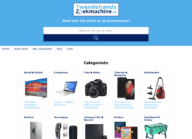 tweedehandszoekmachine.nl