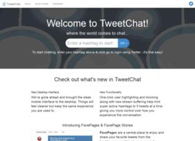 tweetchat.com