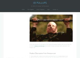 twentyfivepullups.com