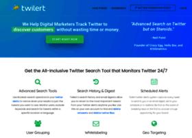 twilert.com