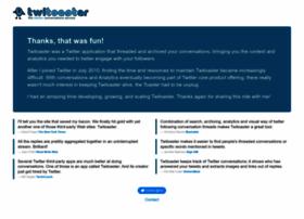 Twitoaster.com