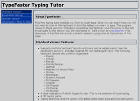 typefastertypingtutor.com