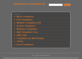 typolight-community.de