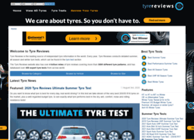 tyrereviews.co.uk
