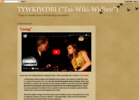 Tywkiwdbi.blogspot.com