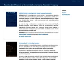 uamericana.edu.py