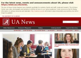 uanews.ua.edu
