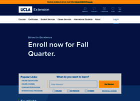 uclaextension.edu