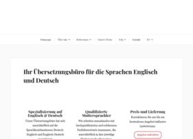 uebersetzungdeutschenglisch.com
