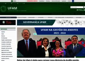 Ufam.edu.br