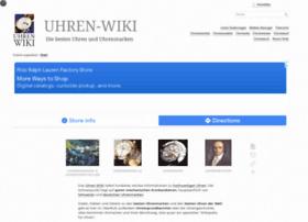 uhren-wiki.net