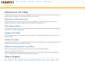 ukcities.co.uk