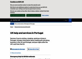 Ukinportugal.fco.gov.uk