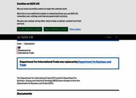 Uktradeinvest.gov.uk