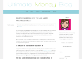 ultimatemoneyblog.com