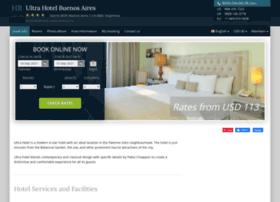 ultra-hotel-buenos-aires.h-rez.com